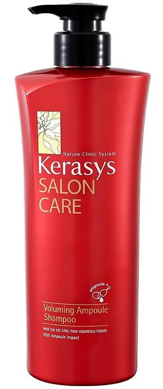 KERASYS Шампунь для волос Объем / SALON CARE 470 г -  Шампуни