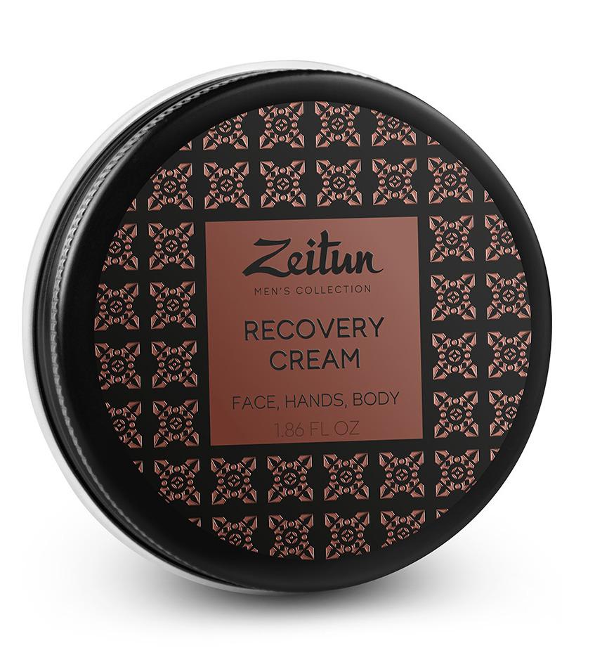 Купить ZEITUN Крем увлажняющий восстанавливающий для лица, рук и тела, для мужчин 60 мл