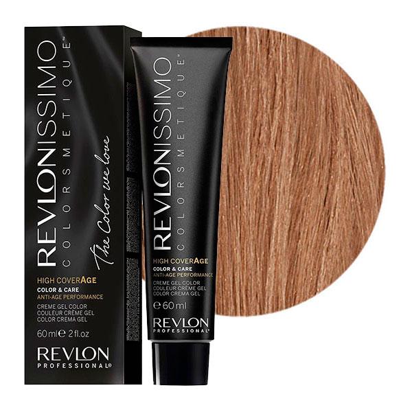 Купить REVLON Professional 8-12 краска для волос, снежный светлый блондин / RP REVLONISSIMO COLORSMETIQUE High Coverage 60 мл
