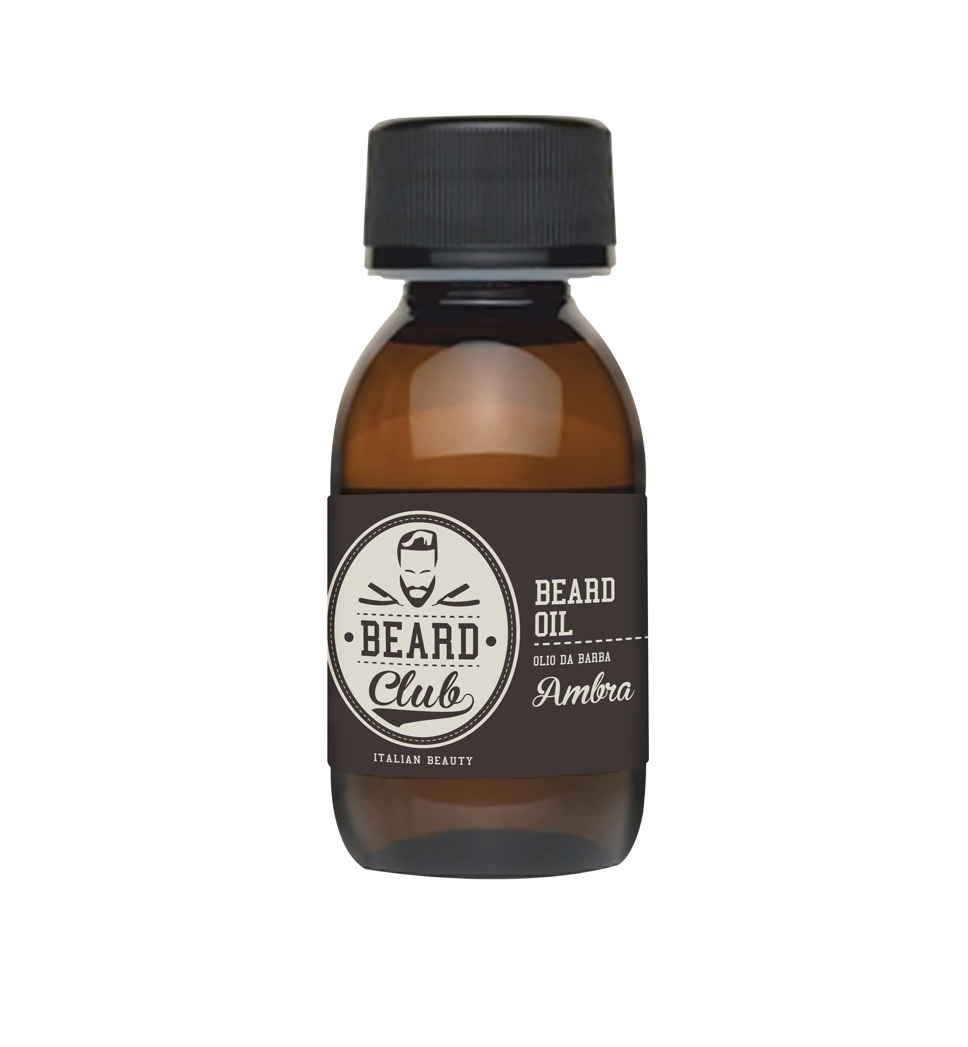 KAYPRO Масло янтарное для бороды / BEARD CLUB 50 мл