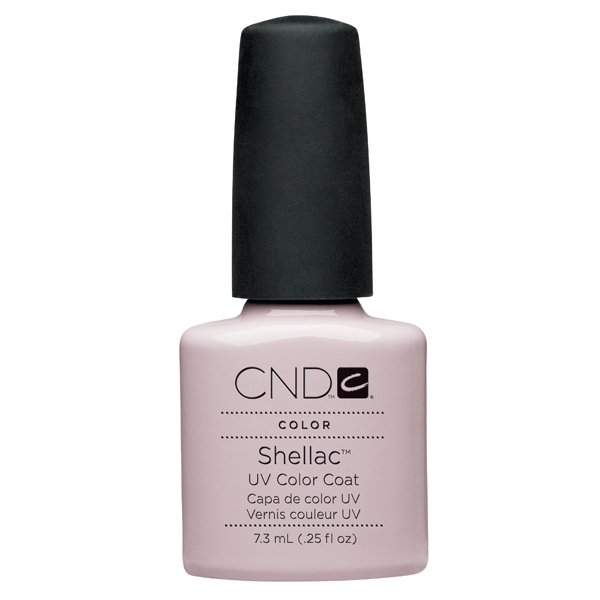 CND 004 покрытие гелевое Romantique / SHELLAC 7,3мл cnd 083 покрытие гелевое bare chemise shellac 7 3мл
