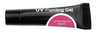 CND Гель-краска УФ / OH UV-Painting Gel Marylin 5мл хондроитин 5% 30г гель