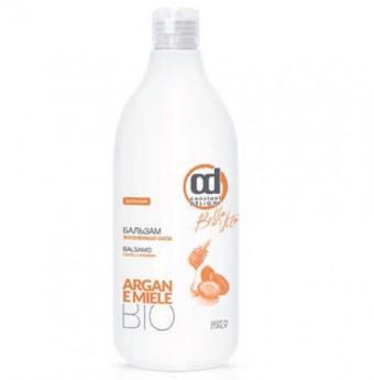 CONSTANT DELIGHT Бальзам жизненная сила / MIELE 1000 млБальзамы<br>Бальзам для ослабленных и тусклых волос. Биологические активные компоненты: масло Арганы и Мед оказывают омолаживающее, тонизирующее действие, делают волосы упругими и более эластичными, придают им дополнительный блеск. Рекомендуется использовать после Шампуня  Жизненная сила . Способ применения: нанесите необходимое количество бальзама на волосы и равномерно распределите по всей длине. Слегка помассируйте и оставьте на 2-3 минуты, затем тщательно смойте теплой водой.<br><br>Объем: 1000 мл<br>Вид средства для волос: Тонизирующий