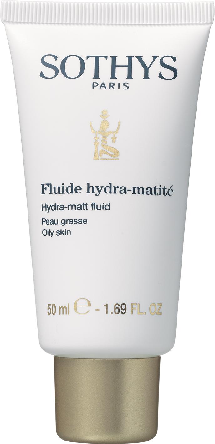 Купить SOTHYS Флюид увлажняющий матирующий для жирной кожи / Oily Skin REGULAR CARE 50 мл