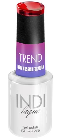 Купить RuNail 5023 гель-лак для ногтей / INDI laque Trend 9 мл, Красные