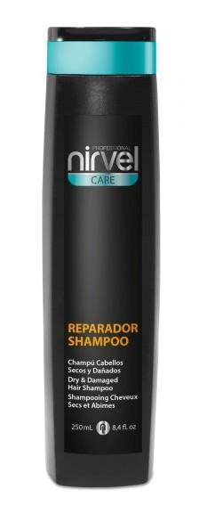 Купить NIRVEL PROFESSIONAL Шампунь для сухих и поврежденных волос / REPAIR SHAMPOO 250 мл