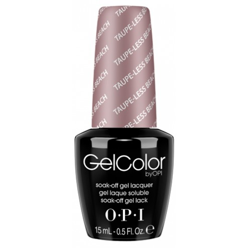 """OPI ����-��� ��� ������ """"Taupe-less Beach"""" / GELCOLOR 15��~"""