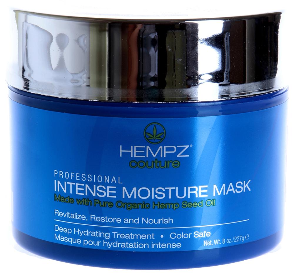 HEMPZ Маска интенсивного увлажнения / Intense Moisture Mask 227гр