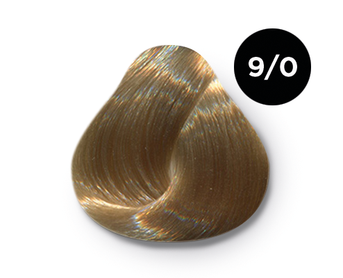 OLLIN PROFESSIONAL 9/0 краска для волос, блондин / OLLIN COLOR 60 мл