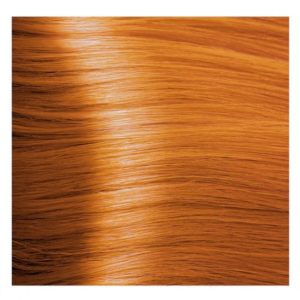 Купить KAPOUS NA 9.43 краска для волос, очень светлый медно-золотистый блонд / Magic Keratin 100 мл