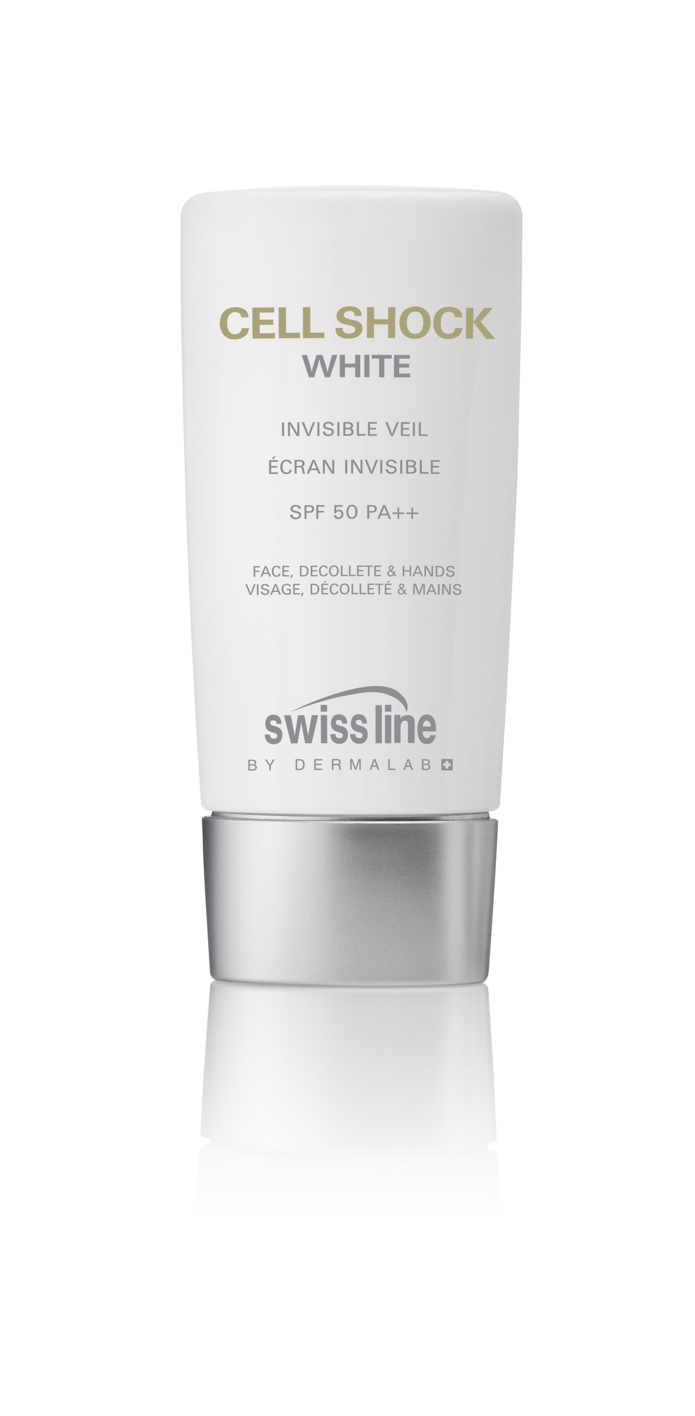SWISS LINE Вуаль-невидимка SPF 50 / Invisible Veil SPF 50 65 мл -  Особые средства
