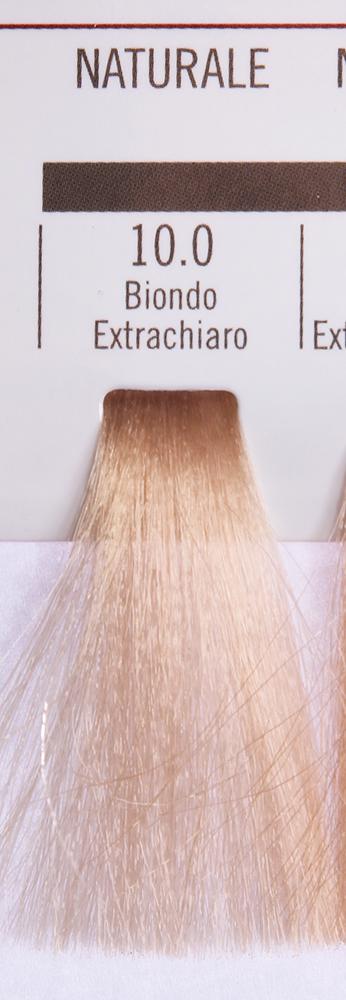 BAREX 10.0 краска для волос / PERMESSE 100млКраски<br>Оттенок: Экстра светлый блондин. Профессиональная крем-краска Permesse отличается низким содержанием аммиака - от 1 до 1,5%. Обеспечивает блестящий и натуральный косметический цвет, 100% покрытие седых волос, идеальное осветление, стойкость и насыщенность цвета до следующего окрашивания. Комплекс сертифицированных органических пептидов M4, входящих в состав, действует с момента нанесения, увлажняя волосы, придавая им прочность и защиту. Пептиды избирательно оседают в самых поврежденных участках волоса, восстанавливая и защищая их. Масло карите оказывает смягчающее и успокаивающее действие. Комплекс пептидов и масло карите стимулируют проникновение пигментов вглубь структуры волоса, придавая им здоровый вид, блеск и долговечность косметическому цвету. Активные ингредиенты:&amp;nbsp;Сертифицированные органические пептиды М4 - пептиды овса, бразильского ореха, сои и пшеницы, объединенные в полифункциональный комплекс, придающий прочность окрашенным волосам, увлажняющий и защищающий их. Сертифицированное органическое масло карите (масло ши) - богато жирными кислотами, экстрагируется из ореха африканского дерева карите. Оказывает смягчающий и целебный эффект на кожу и волосы, широко применяется в косметической индустрии. Масло карите защищает волосы от неблагоприятного воздействия внешней среды, интенсивно увлажняет кожу и волосы, т.к. обладает высокой степенью абсорбции, не забивает поры. Способ применения:&amp;nbsp;Крем-краска готовится в смеси с Молочком-оксигентом Permesse 10/20/30/40 объемов в соотношении 1:1 (например, 50 мл крем-краски + 50 мл молочка-оксигента). Молочко-оксигент работает в сочетании с крем-краской и гарантирует идеальное проявление краски. Тюбик крем-краски Permesse содержит 100 мл продукта, количество, достаточное для 2 полных нанесений. Всегда надевайте подходящие специальные перчатки перед подготовкой и нанесением краски. Подготавливайте смесь крем-краски и молочка-оксигента Permesse в неме