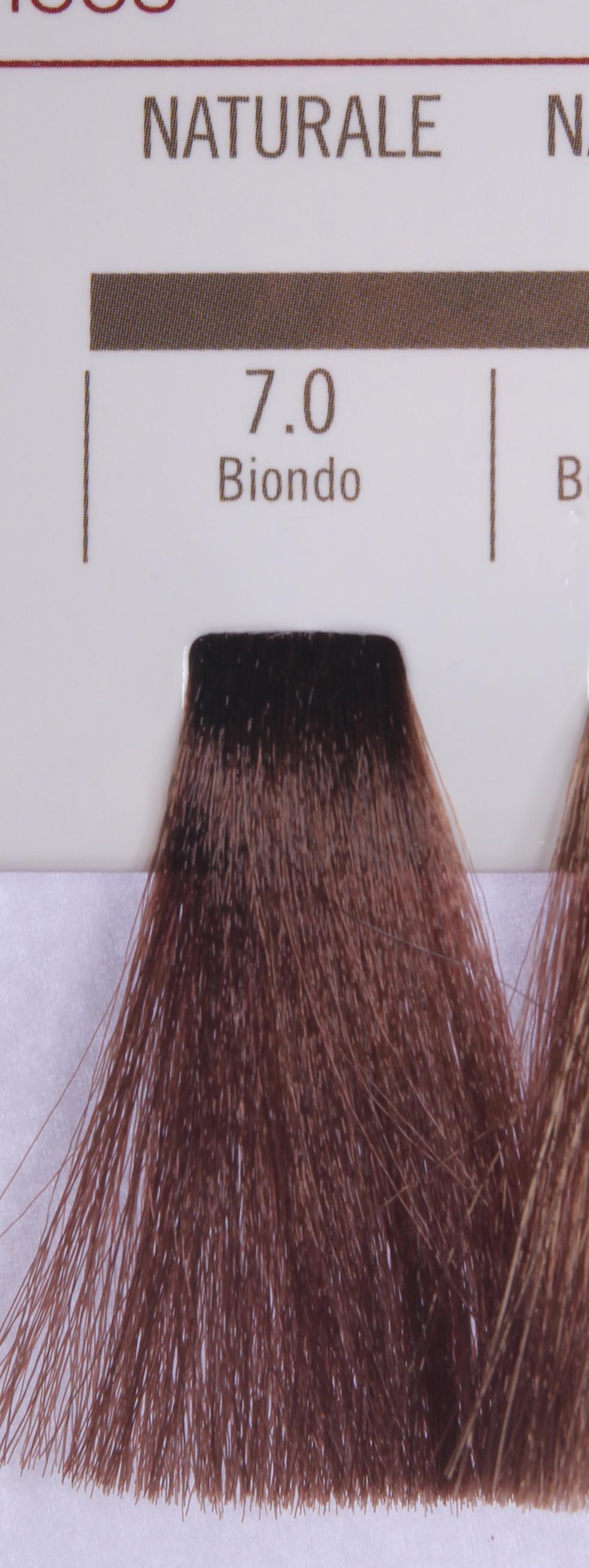 BAREX 7.0 краска для волос / PERMESSE 100мл