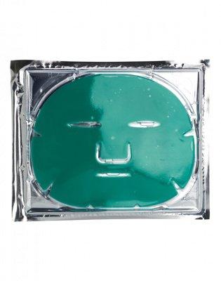 BEAUTY STYLE Маска коллагеновая балансирующая с зеленым чаем для жирной и смешанной кожи Контроль фото