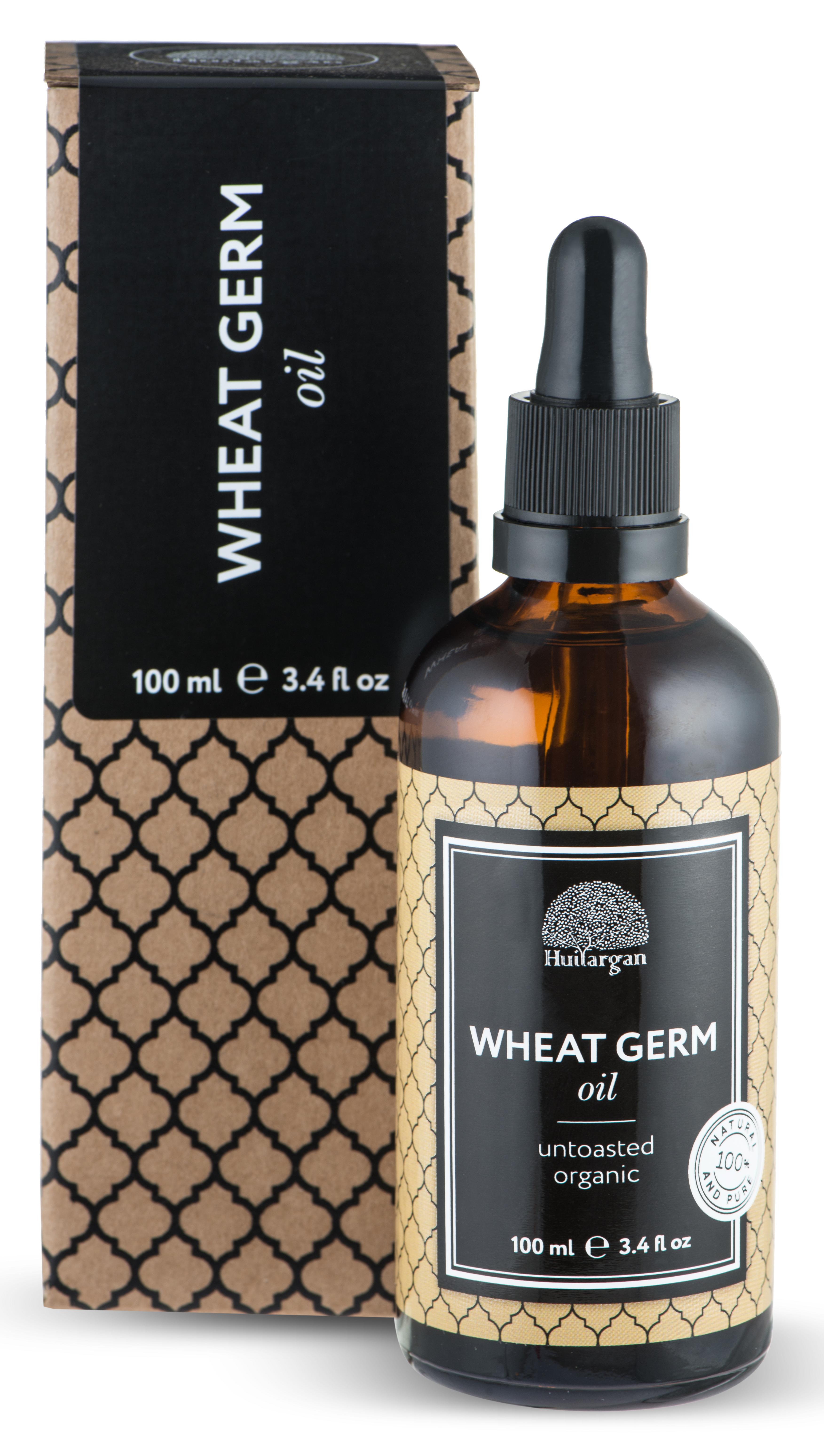 HUILARGAN Масло зародышей пшеницы 100 мл