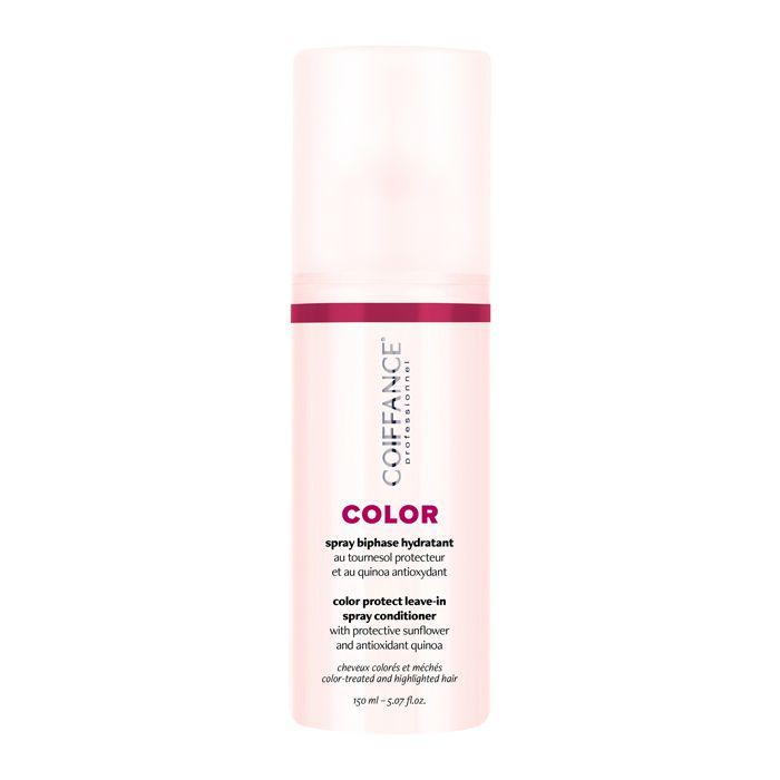 Купить COIFFANCE PROFESSIONNEL Спрей-кондиционер двухфазный увлажняющий для окрашенных волос / LEAVE IN SPRAY 150 мл