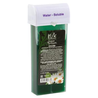 IRISK PROFESSIONAL Паста сахарная для шугаринга, в картриджах, 03 азулен / SUGAR & SMOOTH 150 г