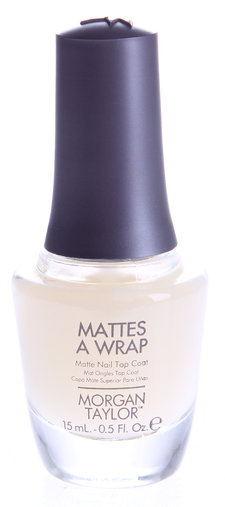 MORGAN TAYLOR ����� ���� ��� ������ � ������� �������� / Mattes A Wrap 15��