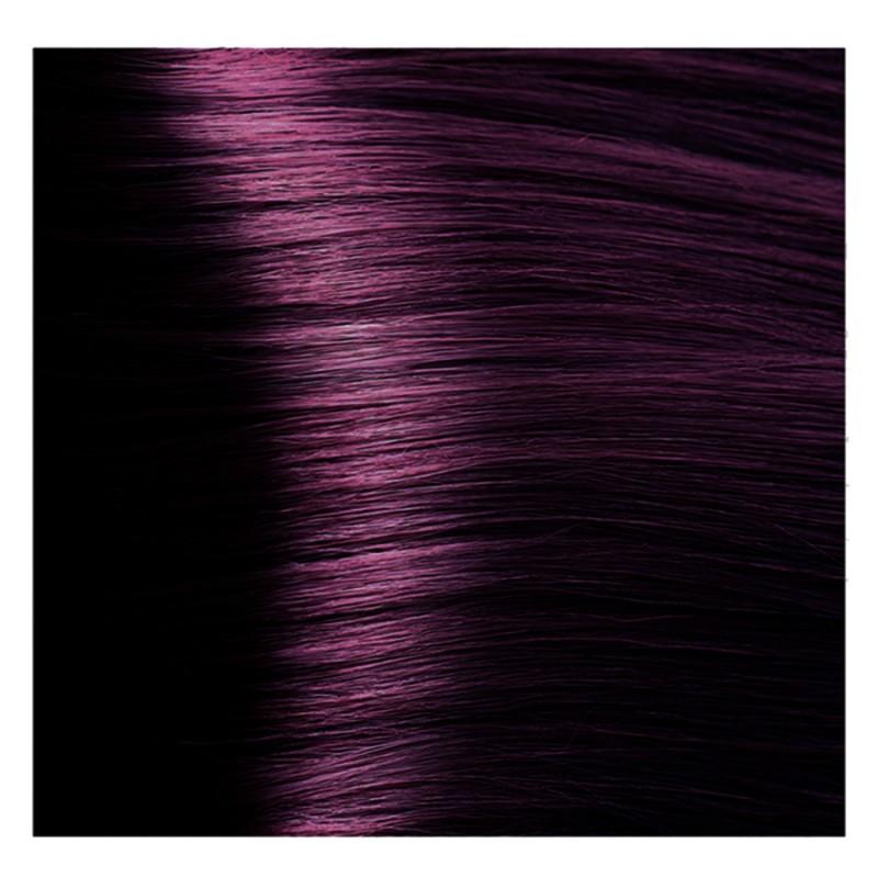 KAPOUS 6.2 крем-краска для волос / Hyaluronic acid 100мл краска для волос kapous professional hyaluronic acid hair color серебро