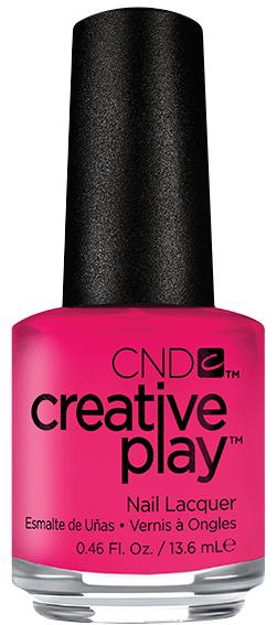 CND 474 лак для ногтей / Peony Ride Creative Play 13,6 мл