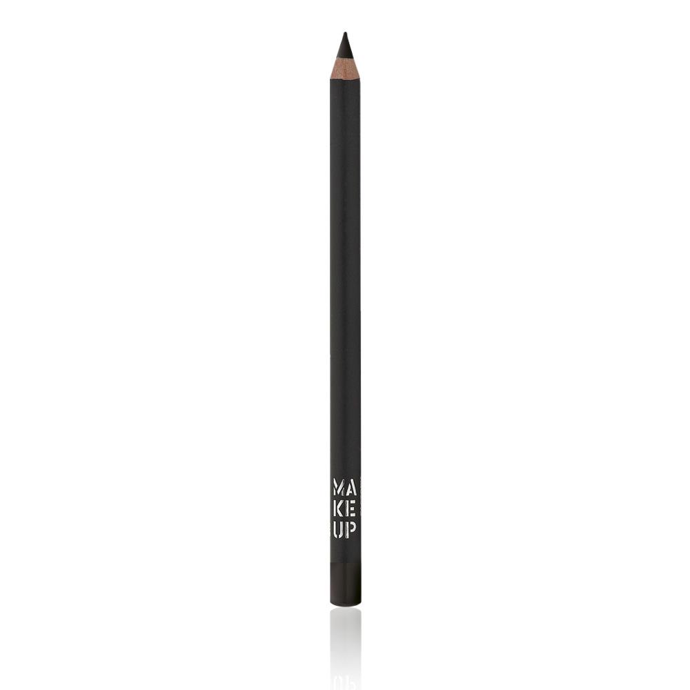MAKE UP FACTORY Карандаш контурный устойчивый для глаз, 01 черный / Kajal Definer 1,48 г