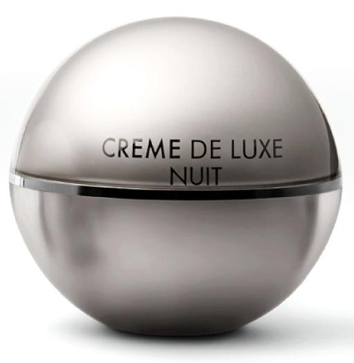 LA BIOSTHETIQUE Крем-люкс ночной интенсивного омоложения, c фитоэстрогенами Совершенная кожа / Crème De Luxe Nuit 50 мл