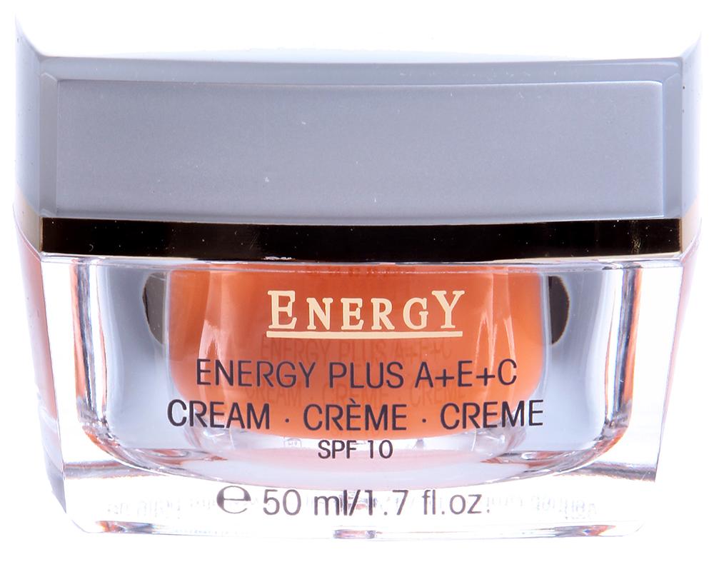 ETRE BELLE Крем Энергия + с витаминами А+С+Е / Energy Plus Cream 50млКремы<br>Нежный и легкий крем с витаминным комплексом, заключенным в микросферы, защищает кожу от отрицательных внешних воздействий, активизирует обновление клеток, витамин А способствует разглаживанию рельефа кожи. Содержит природный увлажняющий фактор, кожа становится мягкой и шелковистой. Ультрафиолетовый фильтр способствует прекрасной защите от солнечных лучей даже при светлой и чувствительной к инсоляции коже. SPF-12 Показание: для всех типов кожи, требующей регенерации Активные вещества: витамин А , витамин Е, витамин С, экстракт лимона Способ применения: Крем наносится на предварительно очищенную кожу утром и вечером.<br>