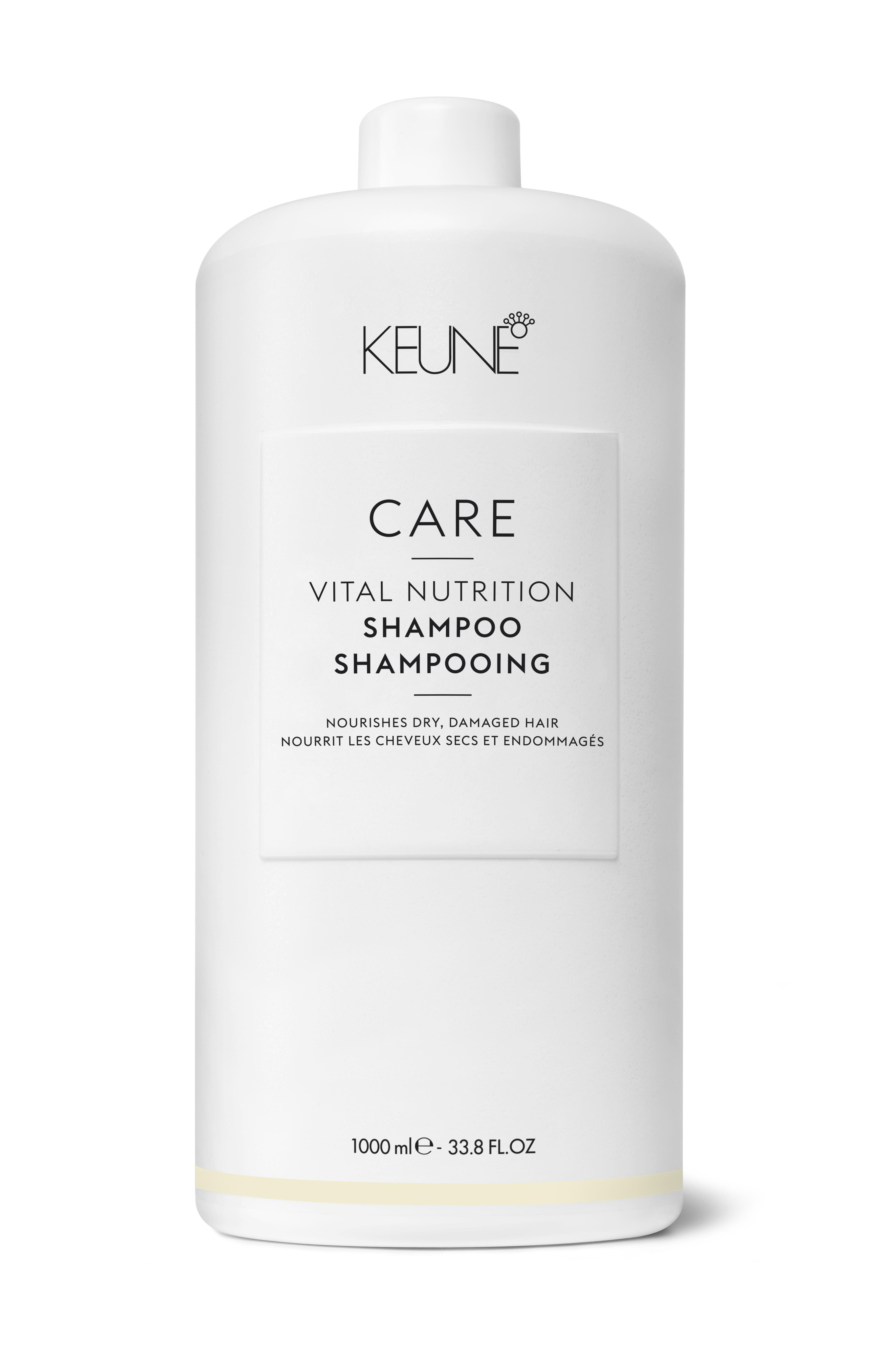 KEUNE Шампунь Основное питание / CARE Vital Nutrition Shampoo 1000мл
