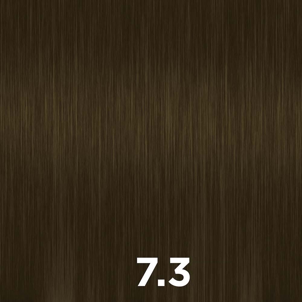 CUTRIN 7.3 краситель безаммиачный для волос, золотистый блондин / AURORA 60 мл фото
