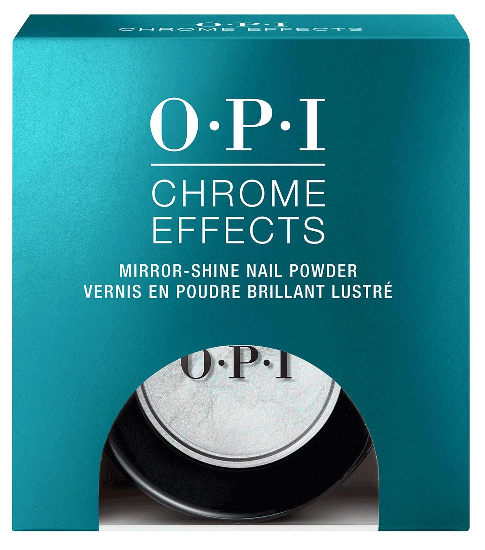 Купить OPI Втирка для ногтей / Chrome Effects Blue Plate Special 3 г