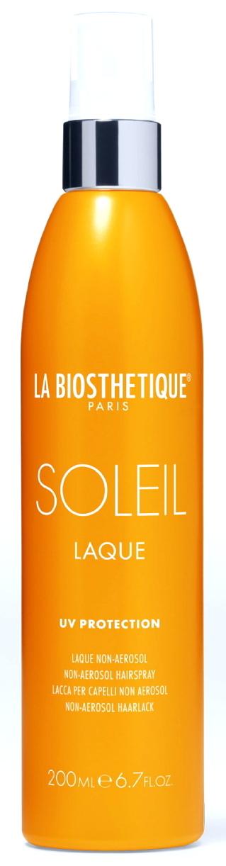 LA BIOSTHETIQUE Лак неаэрозольный для волос, с водостойкими УФ-фильтрами широкого спектра / Laque Soleil 200 мл la biosthetique моделирующий лак для волос сильной фиксации molding spray 300 мл