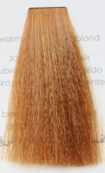 SHOT 8.33 Крем-краска для волос с коллагеном 100 мл светло-русый золотистый насыщенный