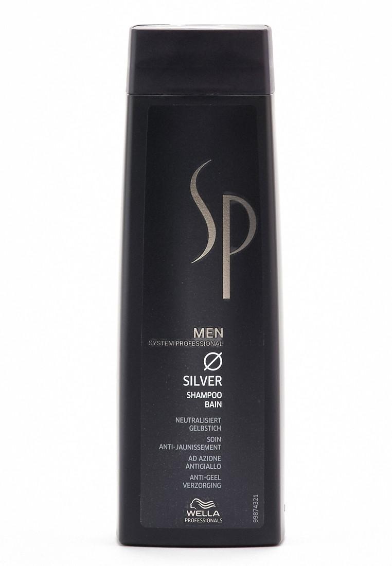 WELLA SP Шампунь с серебристым блеском / Silver Shampoo 250 мл wella sp
