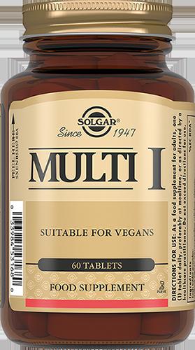 SOLGAR Мульти-1, таблетки № 30