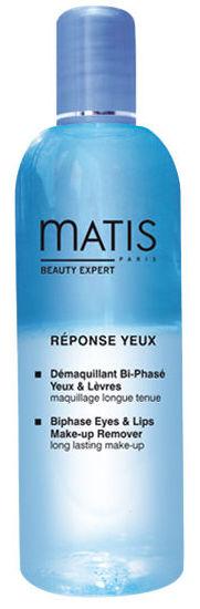 Купить MATIS Лосьон двухфазный для снятия водостойкого макияжа с глаз и губ 150 мл
