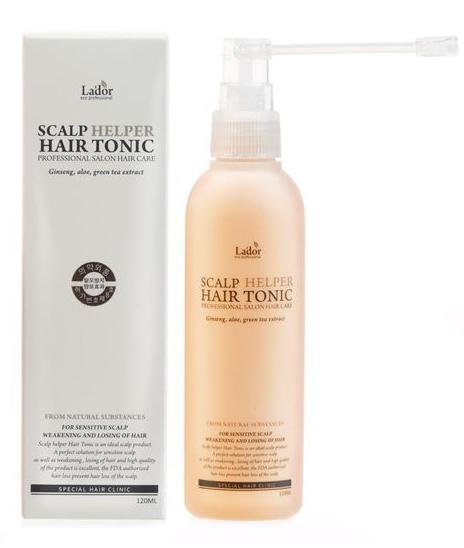 La'Dor Тоник для кожи головы / Scalp Helper Hair Tonic 120 мл -  Тоники
