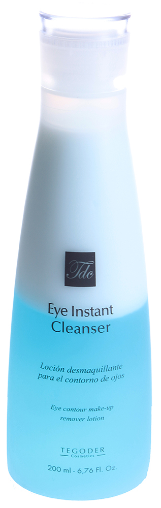TEGOR �������� ��� �������� �������� ���� / Eye Instant Cleanser COMPLEMENTARY 200��