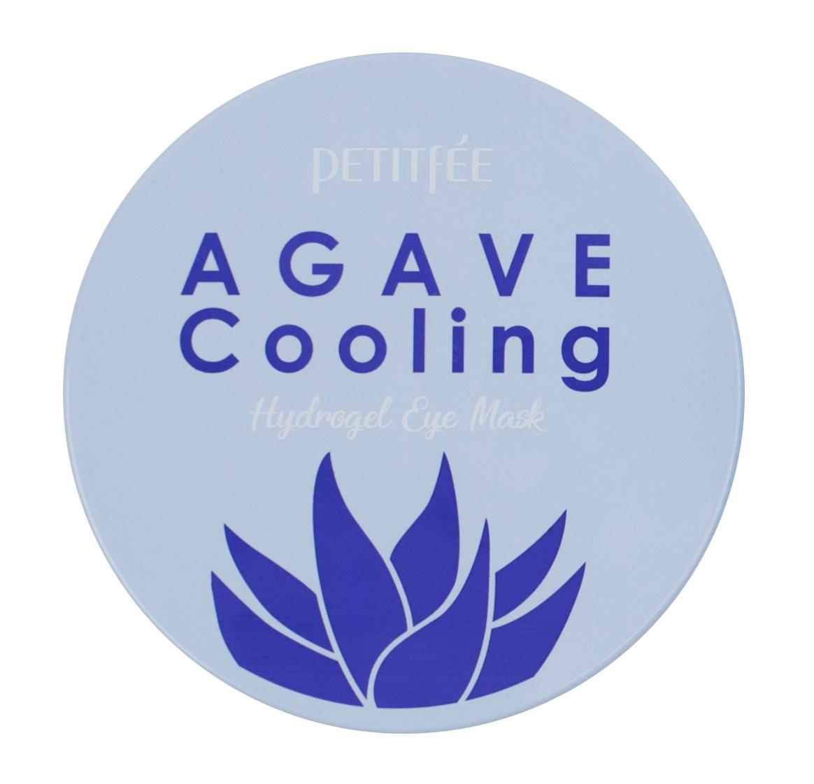 Купить PETITFEE Патчи гидрогелевые с охлаждающим эффектом для области вокруг глаз 60 шт