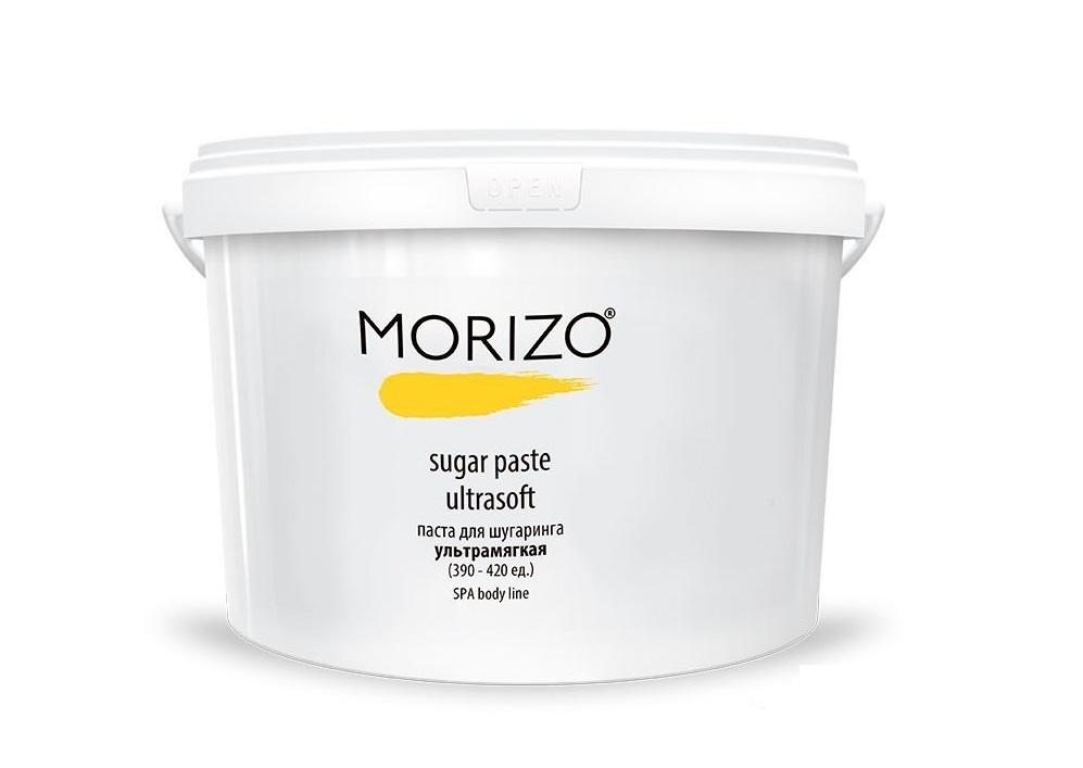 MORIZO Паста ультрамягкая для шугаринга 3000 мл фото