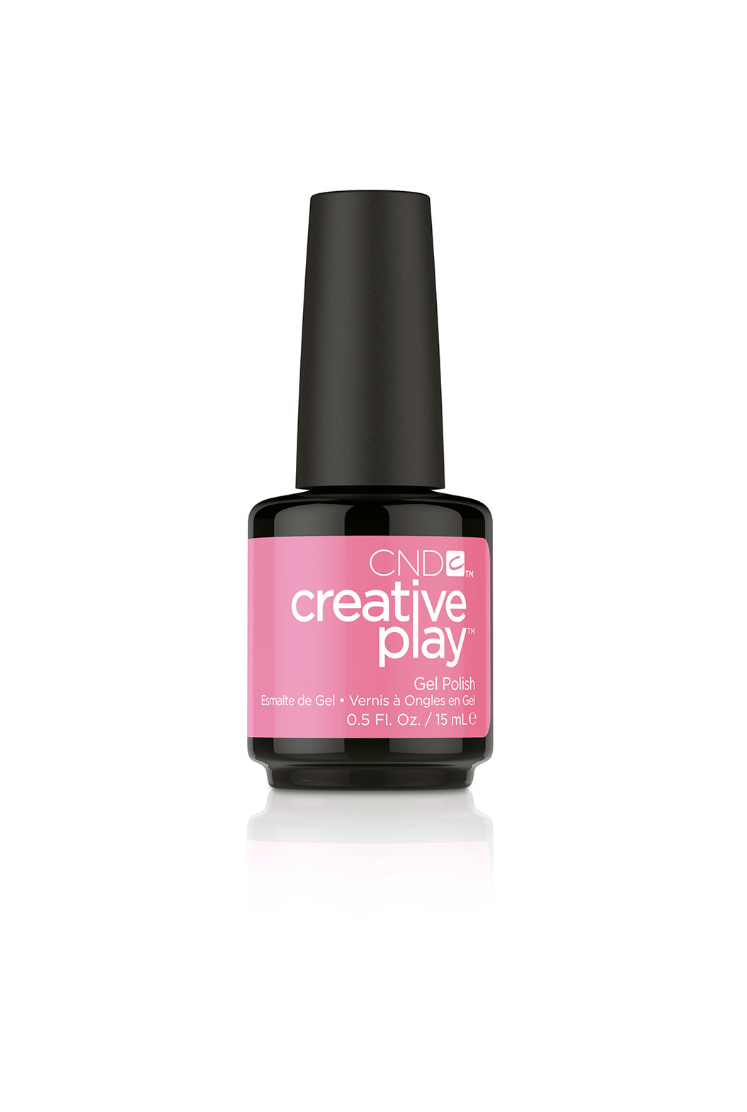 CND 407 гель-лак для ногтей / Sexy I Know It Creative Play Gel 15 мл cnd цвет alpine plum