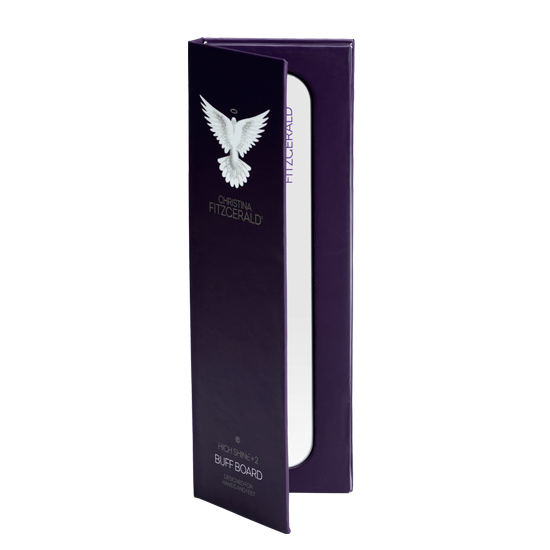 CHRISTINA FITZGERALD Пилка-полировка Зеркальный блеск 1 шт - Маникюрные инструменты