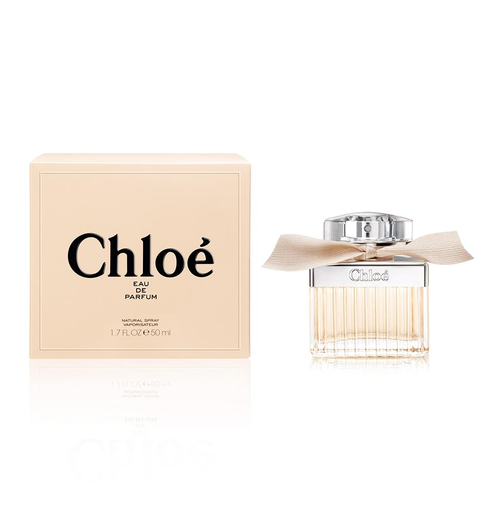 Chloe вода парфюмерная женская chloe signature, спрей 50 мл