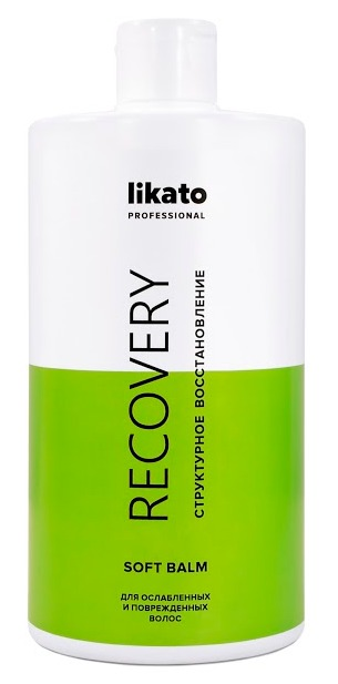 LIKATO PROFESSIONAL Софт-бальзам для восстановления волос / RECOVERY 750 мл фото