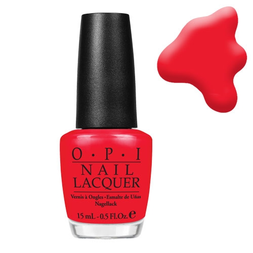 "OPI ��� ��� ������ ""Red Lights Ahead...Where?"" / HOLLAND 15��"