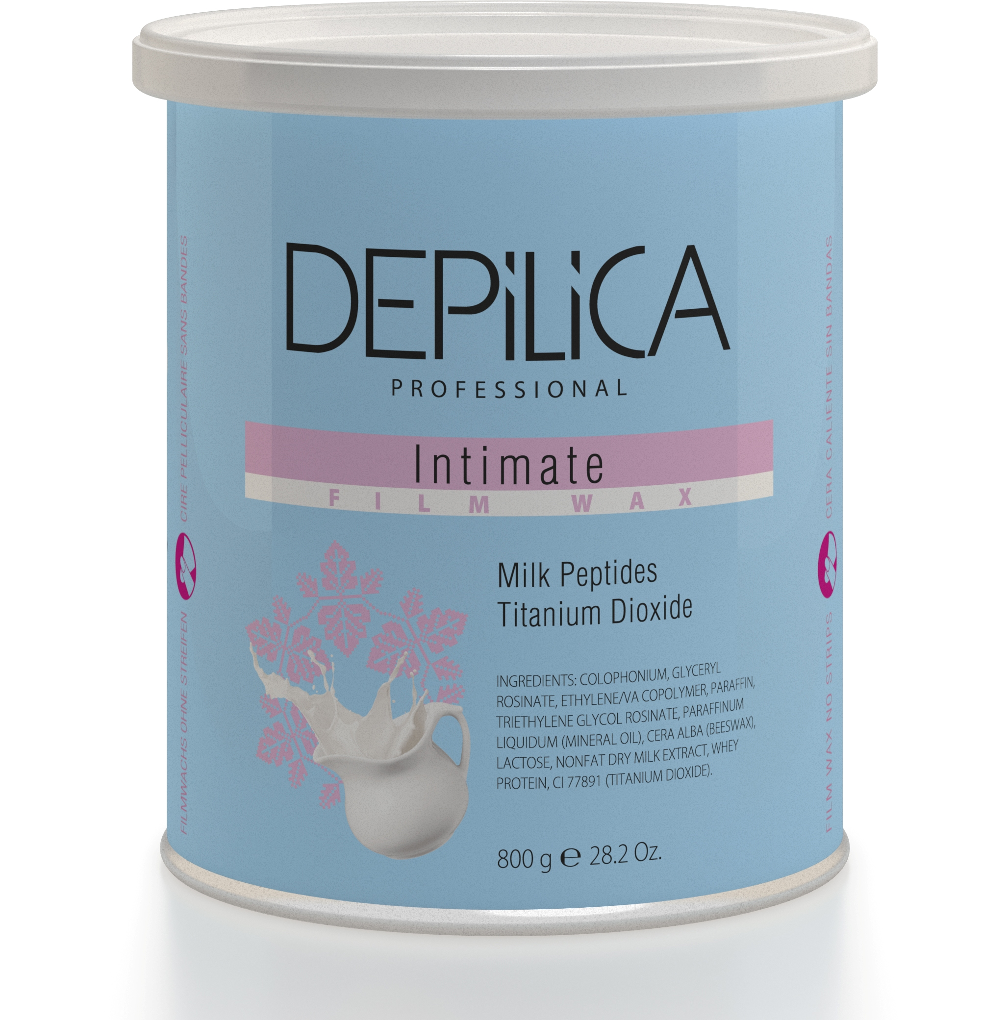 DEPILICA PROFESSIONAL ���� ��������� ��� �������� �������� / Intimate Film Wax 800��