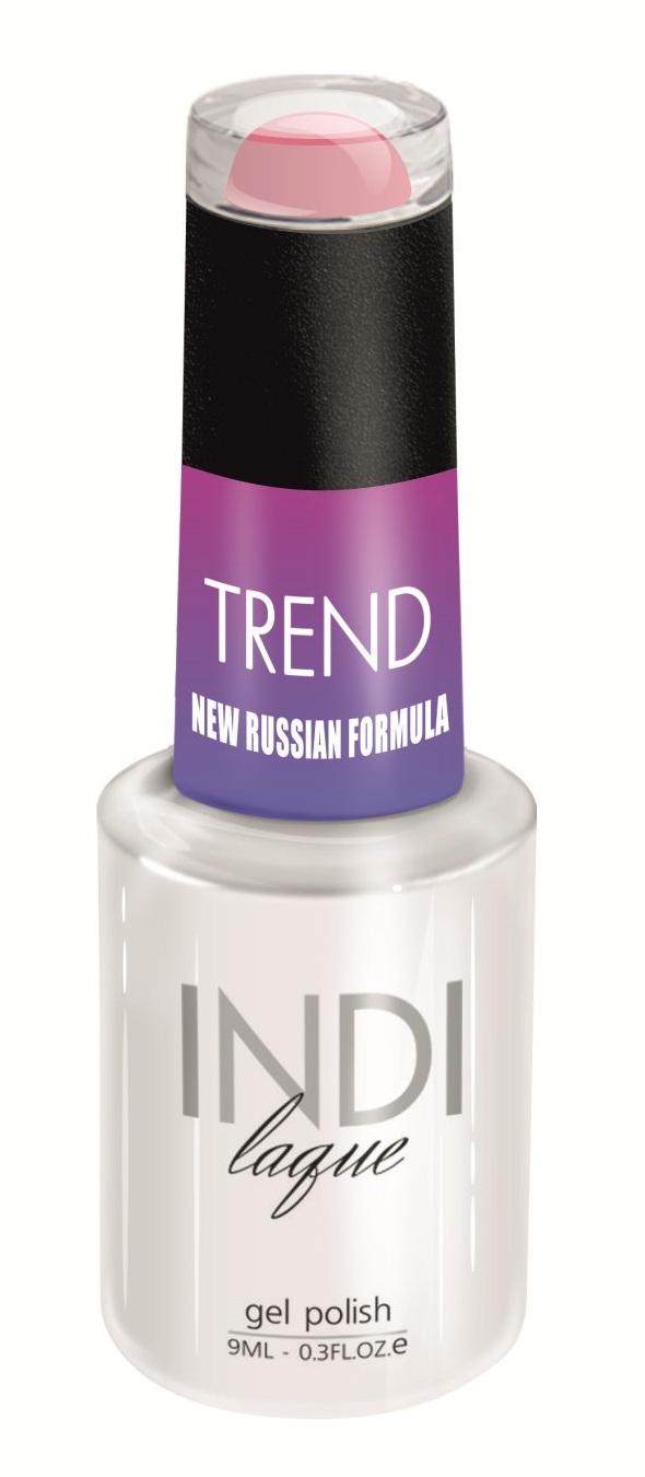 Купить RuNail 5079 гель-лак для ногтей / INDI laque Trend 9 мл, Розовые