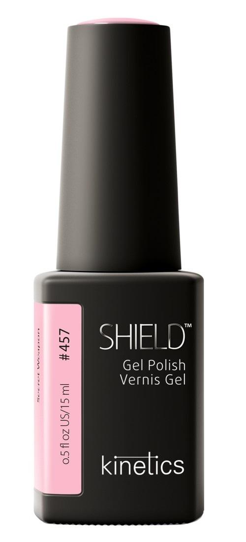 Купить KINETICS 457N гель-лак для ногтей / SHIELD Roots 15 мл, Розовые