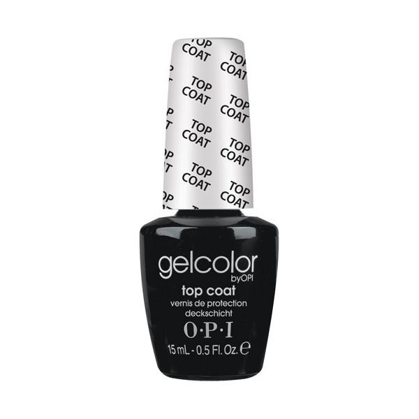 OPI �������� ������� / Top Coat GELCOLOR 15��~