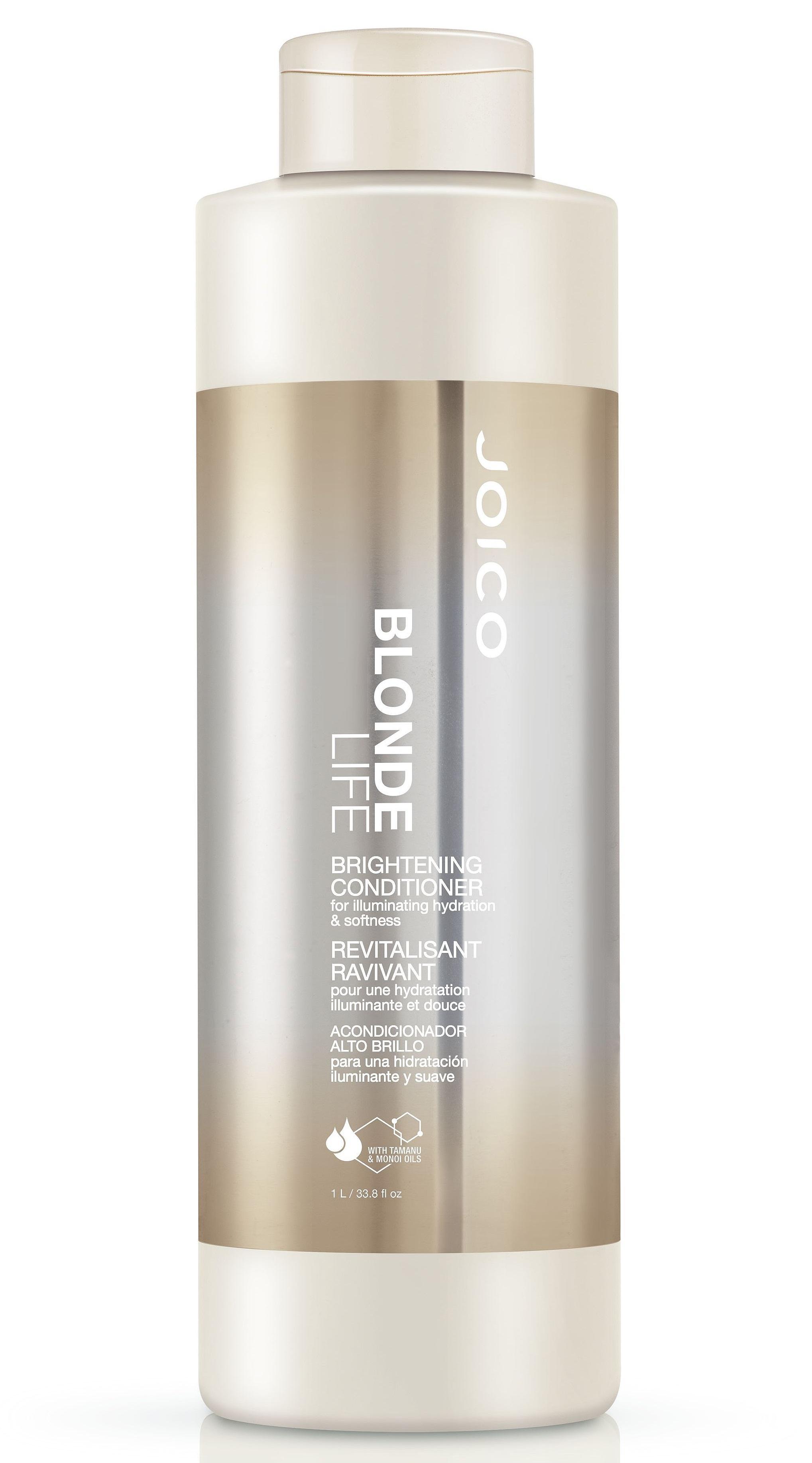 JOICO Кондиционер для сохранения чистоты и сияния блонда Безупречный блонд / Blond Life 1000 мл.