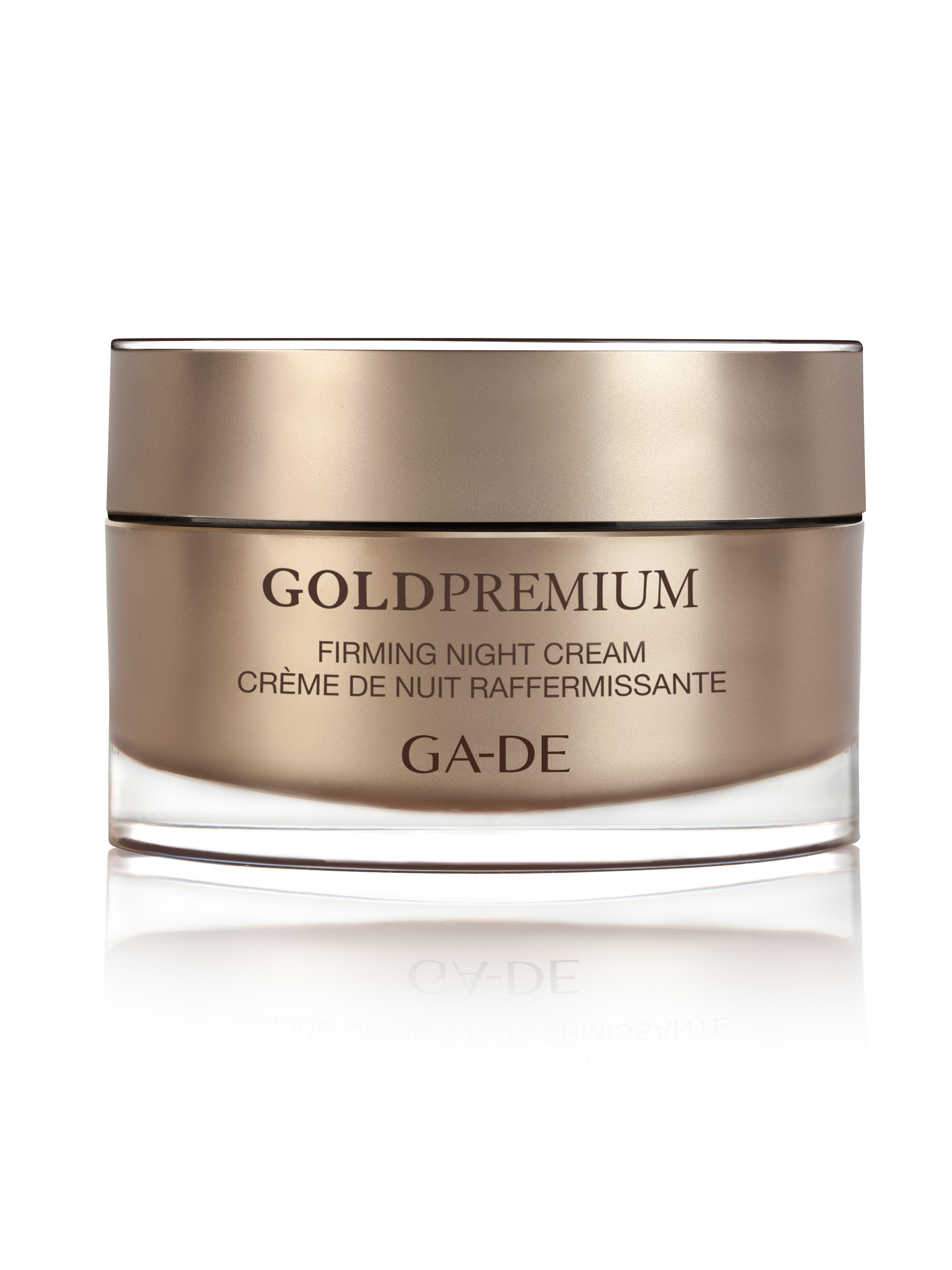GA-DE Крем укрепляющий ночной / GOLD PREMIUM 50 мл